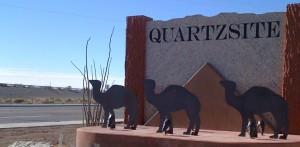 Quartzsite, AZ