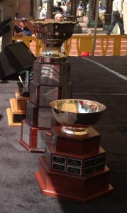 Winterhawks' 3 trophies