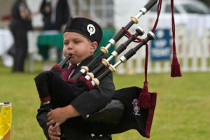 a wee piper