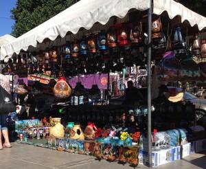 Vendor stall