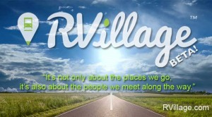 RVillage – Another Way to Connect With Others While Out There on the Road