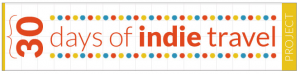 30 days of Indie Travel