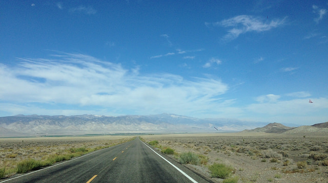 The Eastern Sierra