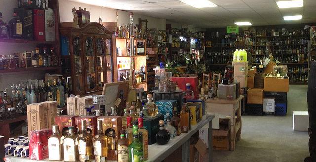 Del Mar Market has over 500 tequilas!