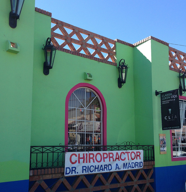 Dr Madrid's office