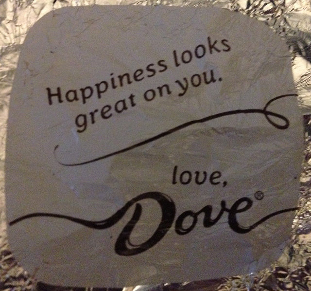 Dove happiness