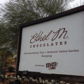 Things to Do in Vegas Besides Gamble: Ethel M Chocolates