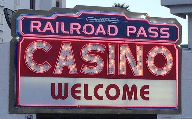 Railroad Pass