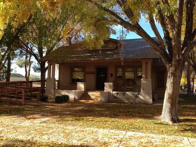 Beckley house