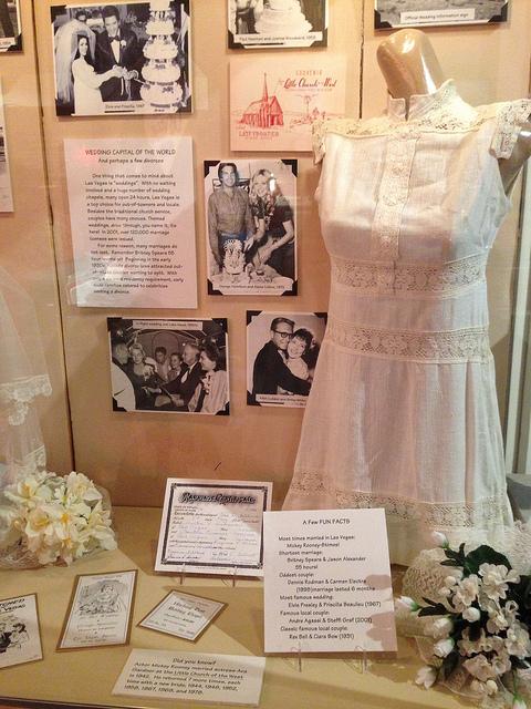 old time wedding dress