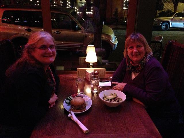 Alaska Kathy and me