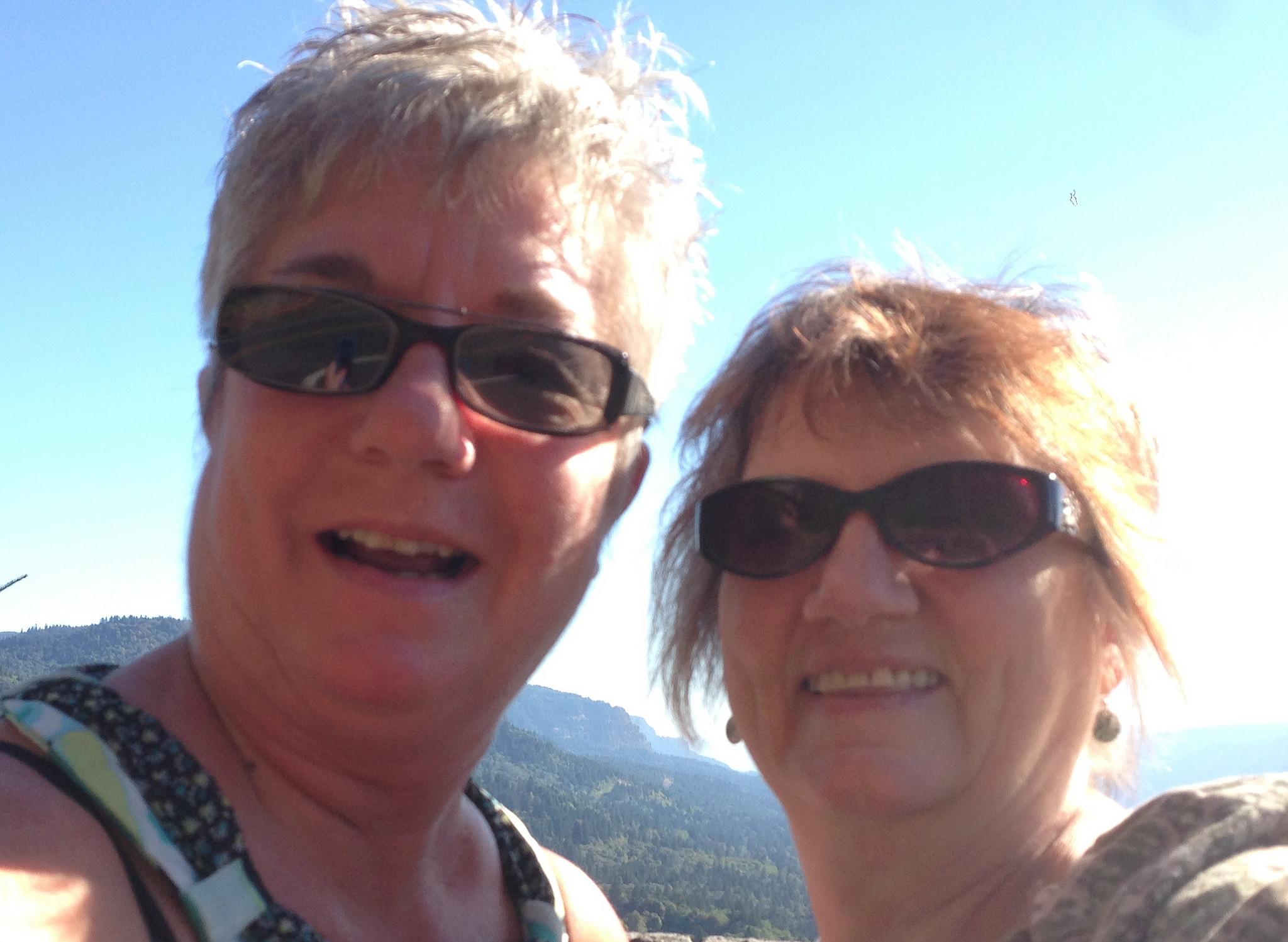 Kathy & Lois