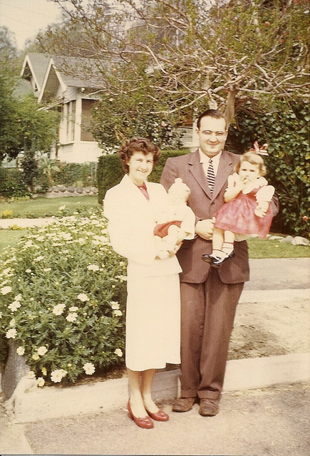 mom and dad and me 1