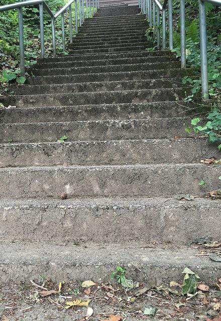 Some days it feels like it's all uphill, doesn't it?