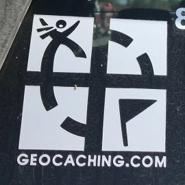 Geocaching and a Mega Event in Yuma